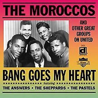 Moroccos ・ ユナイテッド - ビッグバンに行く私の心 [CD] USA 輸入の他の偉大なグループ