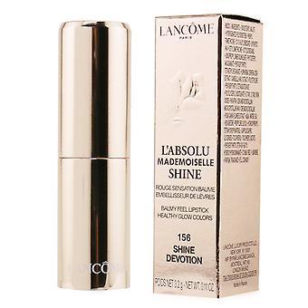 L'absolu mademoiselle shine balmy feel lipstick # 156 shine devotion 249895 3.2g/0.11oz