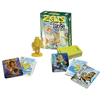 Games - Ceaco Gamewright - Zeus on the Loose Kids New Toys 233