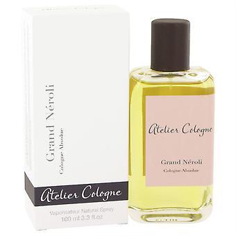 Grand Neroli Pure Perfume Spray de Atelier Cologne