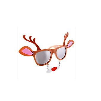 Party Costumes - Sun-Staches - Reindeer Toys Sunglasses SG2237