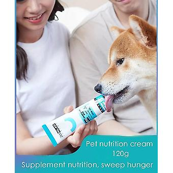 Pet Nutrition Energy Supplement Cream