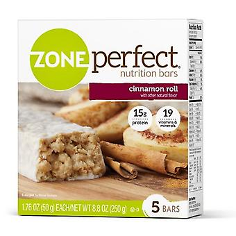 Zone Perfect Nutrition Bars Rouleau de cannelle