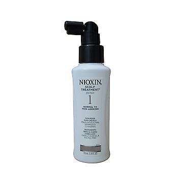 Nioxin Scalp Treatment #1 Normal & Thin Hair 3.38 OZ