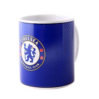 切尔西足球俱乐部官方淡出冠设计陶瓷杯