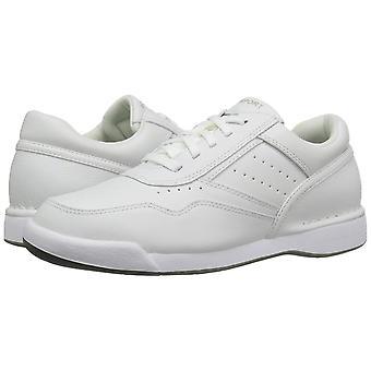 Rockport Hombres's Zapatos M7100 ProWalker Cuero Bajo Top Encaje Zapatos para Caminar