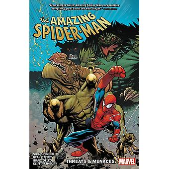 Amazing Spiderman By Nick Spencer Vol. 8 Threats amp Menaces by Nick Spencer & Illustrated by Ryan Ottley