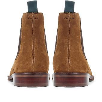 Jones Bootmaker Mens Deakin Leather Chelsea Boot