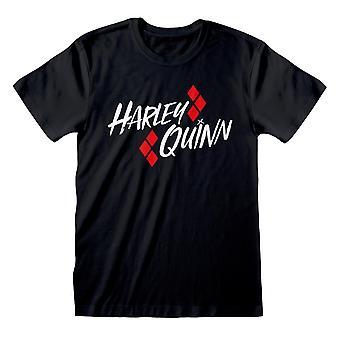 Batman Unisex Volwassen Harley Quinn T-shirt