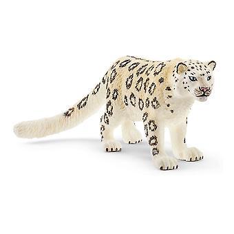 Schleich Snow Leopard Wild Life (14838) - Kids Toy