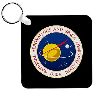 NASA Seal Insignia Keyring