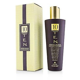 10 The Science of TEN Perfect Blend Conditioner 250ml or 8.5oz
