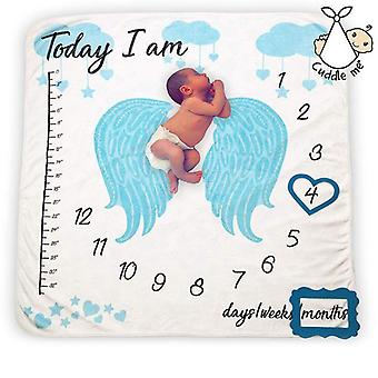 Baby Photo Blanket, Photography Prop Backdrop Cloth