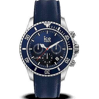 Ice Watch - Wristwatch - Men - ICE steel - Navy - Medium - CH - 017929