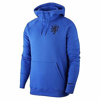 2020-2021 Holland Fleece Hoodie (Blue)
