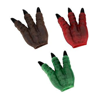 Depesche Dino World Claw Glove Puppet (One Supplied)