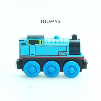 Wood Magnetic Train Toys Tender Car Railway Accessoires Fit Thom Tracks
