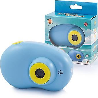 Mini digital camera for kids - blue - 2.0 inch HD
