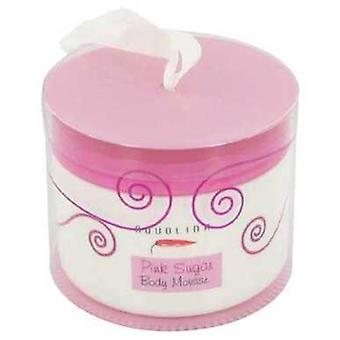 Vaaleanpunainen sokeri Aquolina Body mousse 8,5 oz (naiset) V728-425377