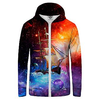 Mr. GUGU & Miss GO Cosmic Sail Zip Up Bluza z kapturem