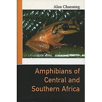 Amphibians of East Africa (Comstock Books in Herpetology)