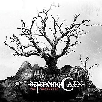Verdedigende Cain - de perceptie [CD] USA import