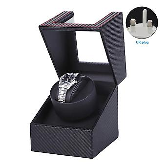 Eu/us/uk Plug Motor Watch Shaker Single Watch Winder Case