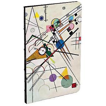 Composition 8 by Vasily Kandinsky Small Bullet Journal Small Bullet Journal