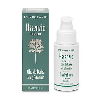 Absinthe Beard Oil None