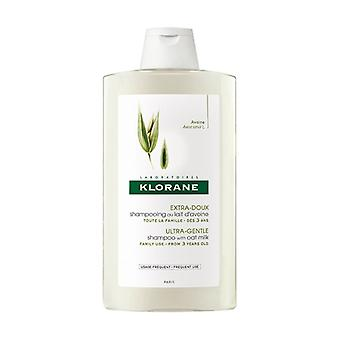 Klorane Shampoo with Oat milk 400 ml
