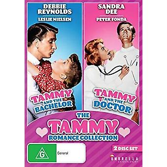 Tammy Romance Collection [DVD] Tuo Yhdysvallat