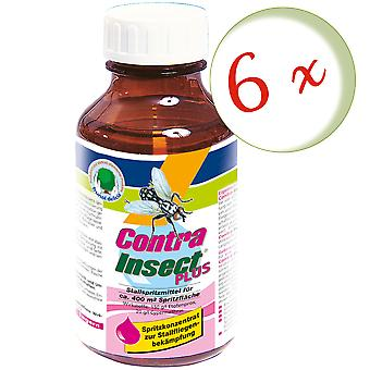 Sparset: 6 x FRUNOL DELICIA® Contra Insect® Plus, 500 ml