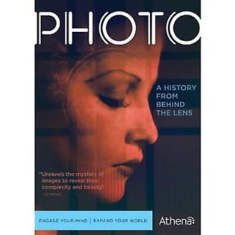 Foto-historie fra bag the linse [DVD] USA importerer