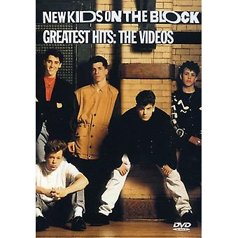 New Kids on the Block - Greatest Hits-Videos [DVD] USA import