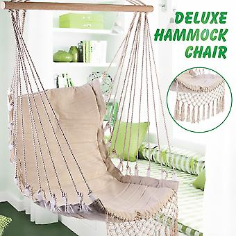 Nordic Style Deluxe Outdoor Indoor Garden Dormitory Bedroom Hammock