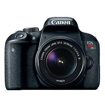 Canon Reflex EOS Rebel T7i-800D KIT EFS 18-55 III