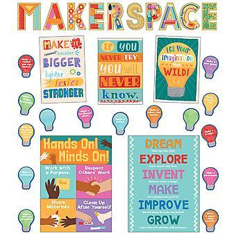 Conjunto de tableros de boletín Makerspace
