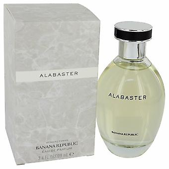 Alabaster banaanivaltio Eau De Parfum Spray 3,4 oz/100 ml (naisten)