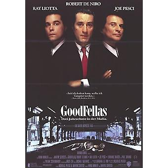 Goodfellas Movie Poster (11 x 17)