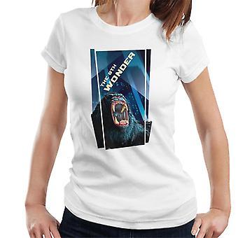 King Kong Den 8: e Wonder Roaring Rage i staden Women & apos, s T-shirt