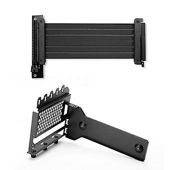 Graphics Card Holder & Vertical Stand Desktop Computer Case Stand For 7 Pci