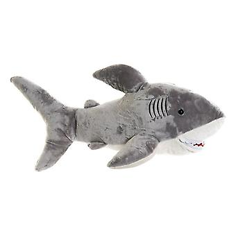 Fluffy toy Dekodonia Shark Polyester (36 x 61 x 27 cm)