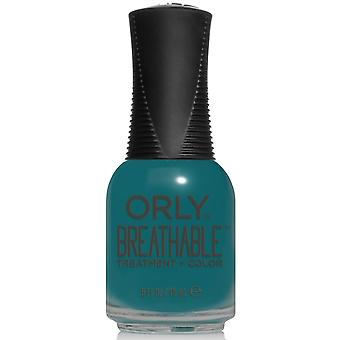 Orly BREATHABLE Treatment + Color - Detox My Socks Off (OR978) 18ml