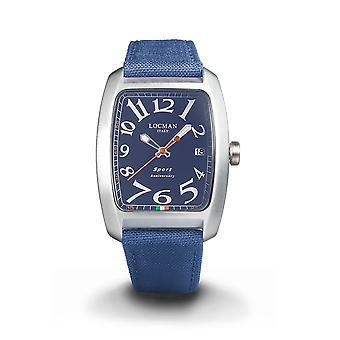 Locman wristwatch SPORT ANNIVERSARY 0471L02S-LLBLORCB