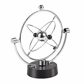 Rotation Perpetual Motion Swing Celestial Globe Newton Pendulum Model
