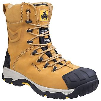 Amblers fs998 waterproof safety boots mens