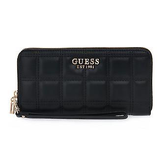 Gissa svart kamina stora zip väskor