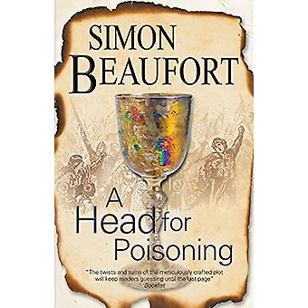 A Head for Poisoning - An 11th Century Mystery Set on the Welsh Border
