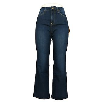 NYDJ Women's Petite Jeans Stretch Bootcut 5 Pocket Cooper Blue A344125