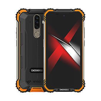 Smartphone DOOGEE S58 PRO orange 6GB+64GB